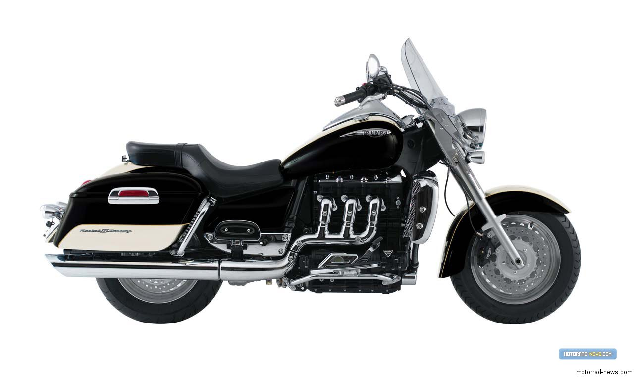 Triumph Rocket Iii Touring Problems