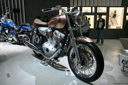 Yamaha XS-V1 Konzept 2007 (1)