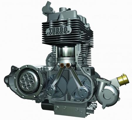 Neander Diesel Motorrad Infos + Video