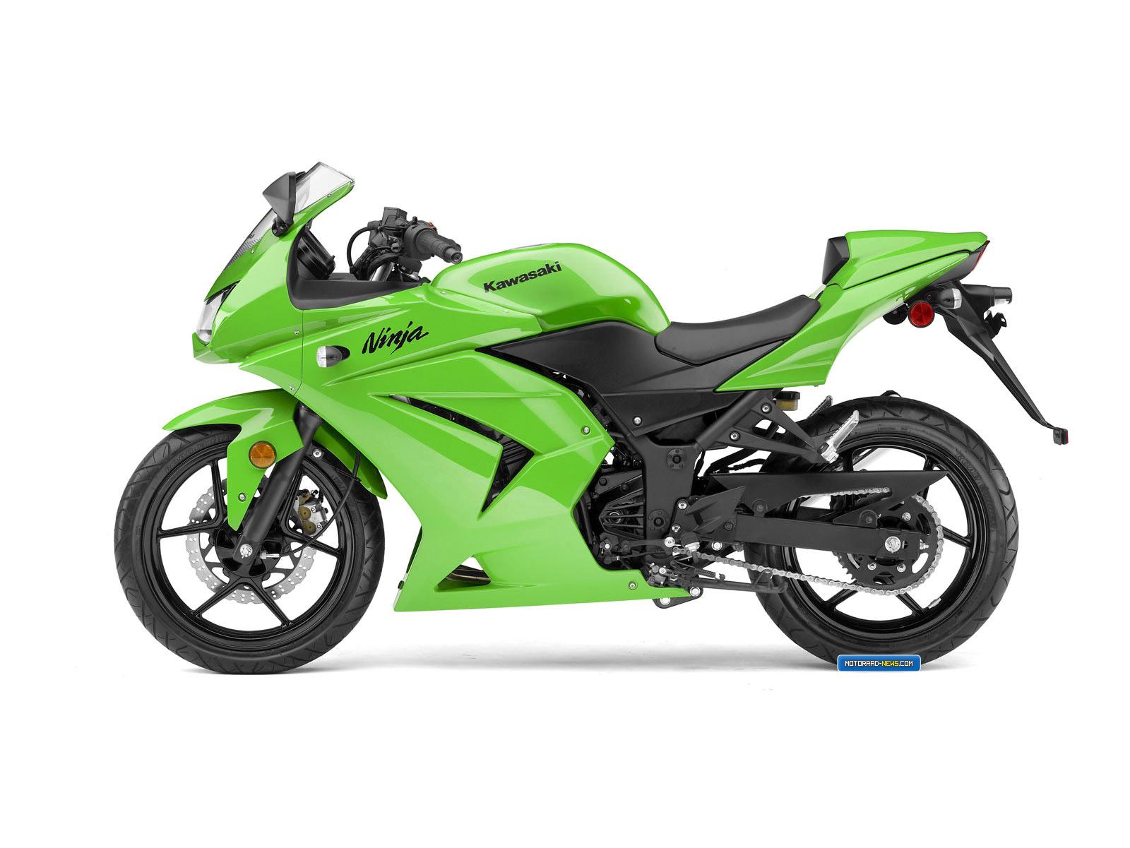 Kawasaki Ninja 250R > neue Bilder