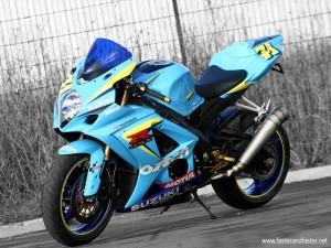 Suzuki GSX-R 1000 Moto GP Replika