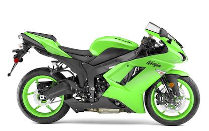 Zurück zu den Wurzeln: 2009er Kawasaki ZX-6R