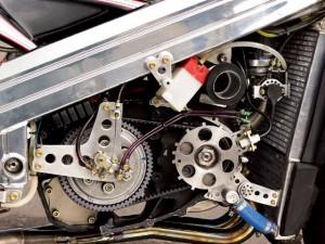 NRV588 mit Twin-Rotor Wankel Motor