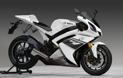 Yamaha YZF-R1 2009 > erste Skizzen