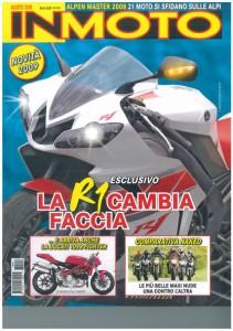 Yamaha YZF-R1 2009 von vorn