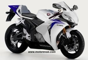 Honda CBR 600RR Fotomontage