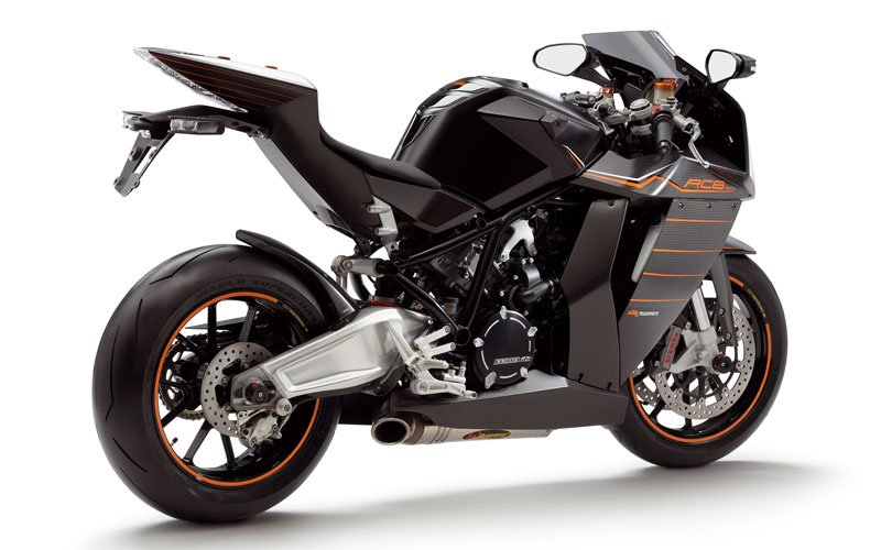 2009 KTM RC8R Wallpapers