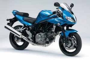 Suzuki SV 650 Farben 2009