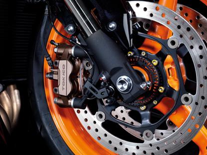 2009er Honda CBR1000RR