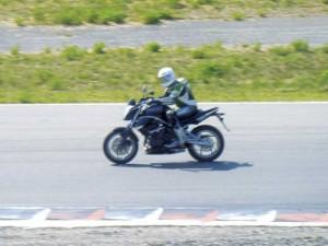 Kawasaki ER-6n & ER-6f 2009