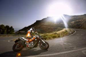 2009er KTM Supermoto 990 R