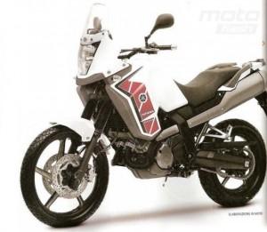 Yamaha XTZ1000/XTZ1200 Super Teneré