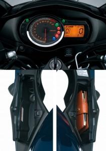 Suzuki Bandit 650 N/S 2009