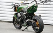 Kawasaki Z750 Umbau von AD Concept
