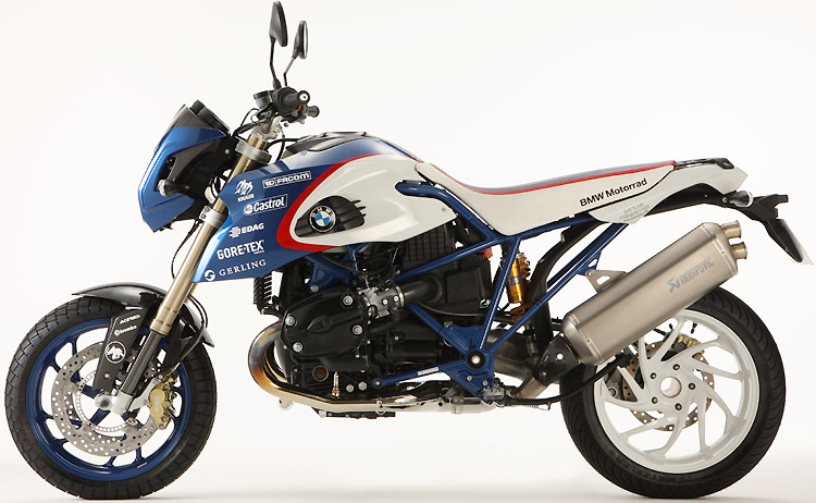 2009 BMW HP2 Megamoto Motorcycles
