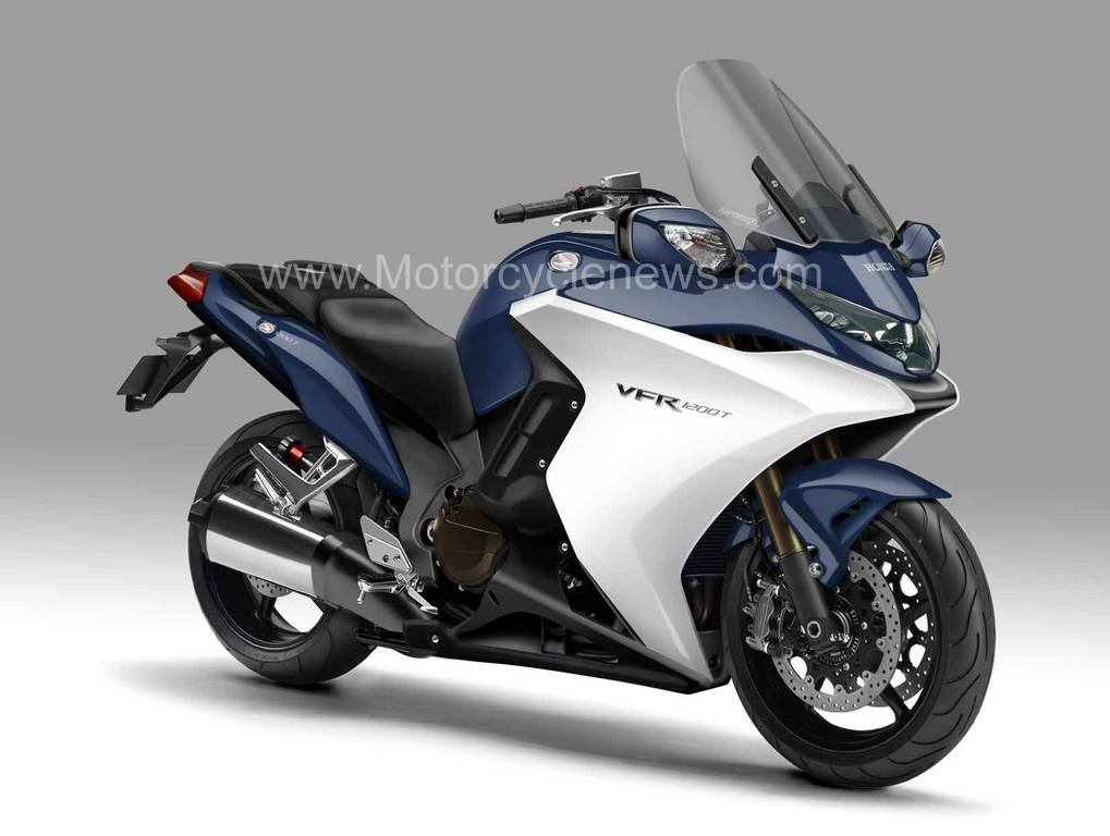 Honda News 2010: VFR1200F, VFR1200T und VFR1200X Honda VFR1000F ...