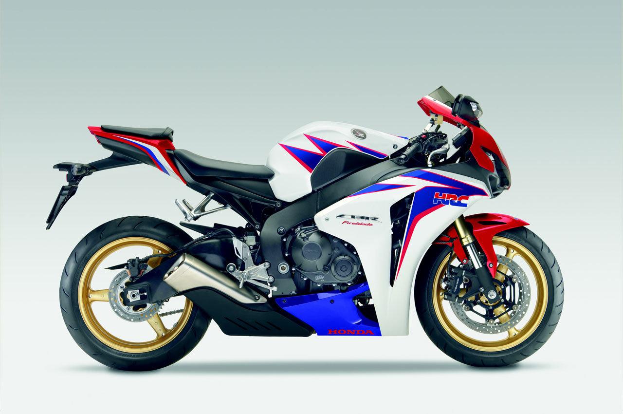 Honda news 2010: cbr 1000 rr in neuen farben