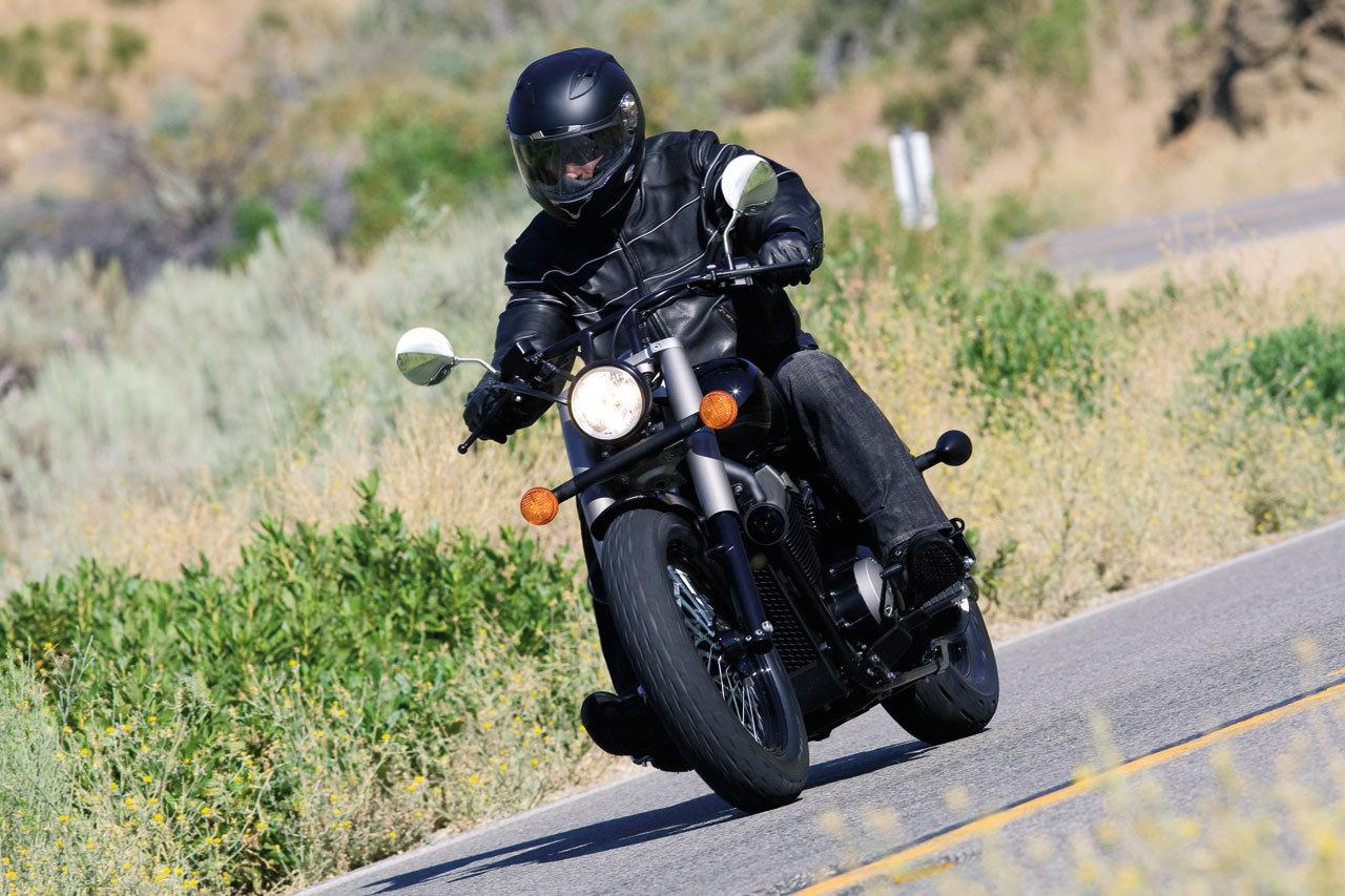 honda news 2010 shadow 750 black spirit   motorrad news blog