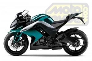 Kawasaki ZX-10R 2011 - Blick in die Zukunft