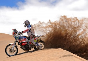 Dakar Rallye Impressionen 2010