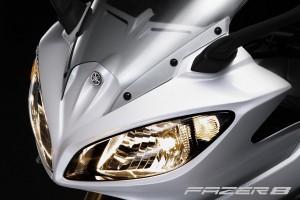 Yamaha FZ8 Fazer: erstes offizielles Foto