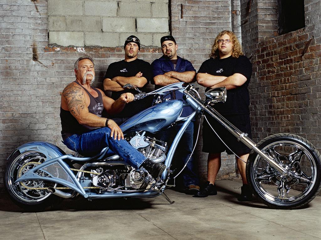 Harley-Davidson Choppers