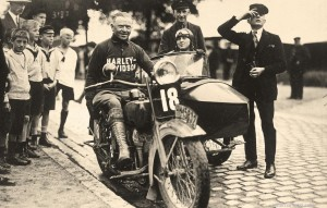 100 Jahre Harley-Davidson in Deutschland