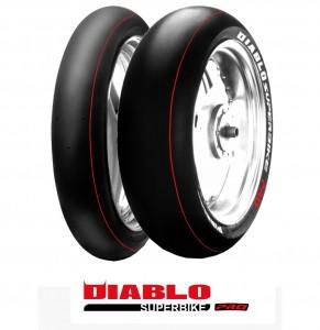 Pirelli Diablo Superbike PRO -  Rennstrecken-Slick mit breiten Einsatzspektrum
