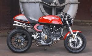 Ducati Ultima 1000 - Italopower aus dem Saarland