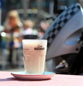Harley Factory Café in Frankfurt Saisoneröffnung