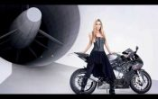 Video thumbnail for youtube video Leslie Porterfield Fotoshow BMW S1000RR - Motorrad News Blog