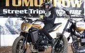 Motorcorner Triumph Street Triple Hellfire 1