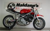 Ducati 999 Testastretta Beach Racer 1