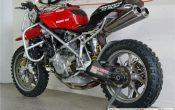 Ducati 999 Testastretta Beach Racer 5