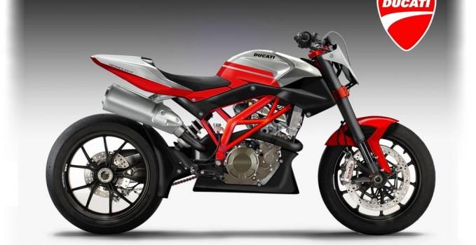Ducati Desmolight Concept Oberdan Bezzi