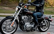 Harley-Davidson XL883L SuperLow 2011 (10)