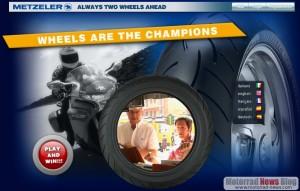 Metzeler sucht besten Motorrad-Stimm-Imitator