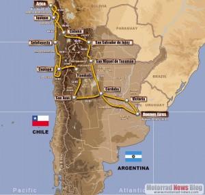 Dakar 2011: offizielles Video