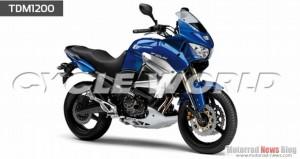 Yamaha TDM 1200: kommt die große TDM?