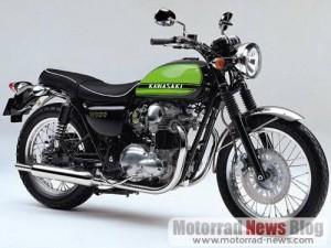 Kawasaki W800: Bonneville Gegner mit Königswelle