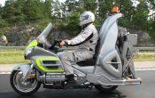 Honda Goldwing 1800 Abschleppdienst 6