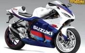 Suzuki TL1000R Disegno