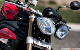 Triumph Speed Triple 2011-21