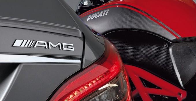 Ducati AMG Partnerschaft 1