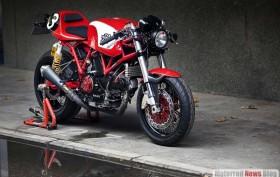 Ducati Cafe Veloce Radical-1
