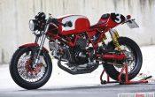 Ducati Cafe Veloce Radical-2