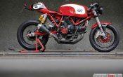 Ducati Cafe Veloce Radical-4
