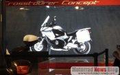 Honda Crosstourer Concept V4 adventure