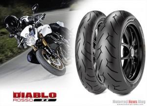 Pirelli Diablo Rosso II: Supersport-Performance für alle Fälle