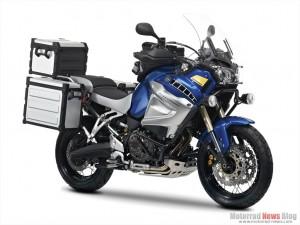Yamaha XT1200Z Rückrufaktion: Top-Case Trägerplatte Bruchgefahr